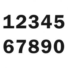 Racenummers