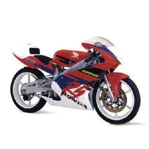 Honda polyester parts