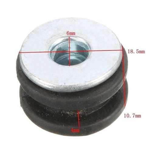 Montagebus met Rubber Ring (1)