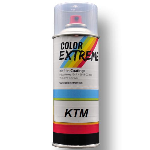 KTM motorlak