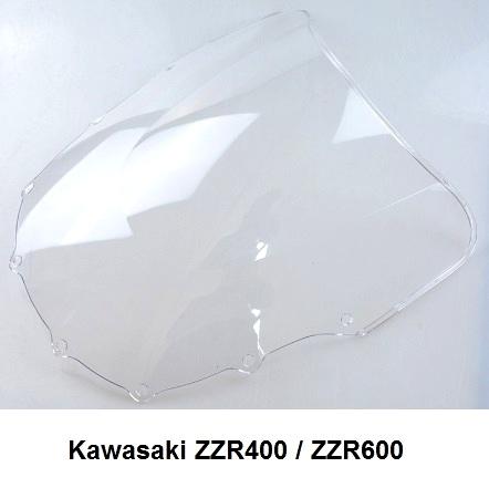 Kuipruit Kawasaki ZZR400 Bubble